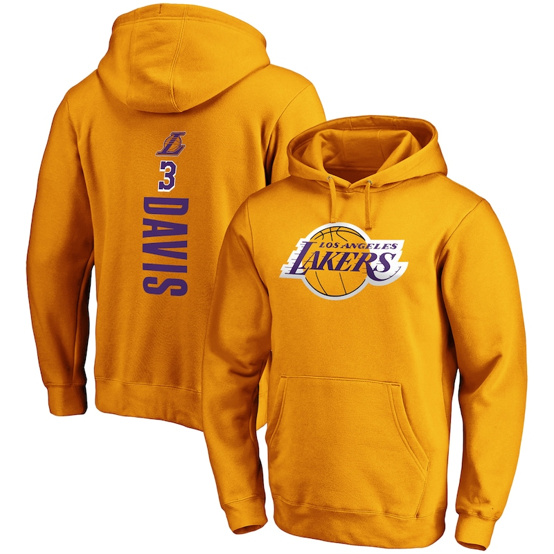 Los Angeles Lakers - Mikina s kapucí