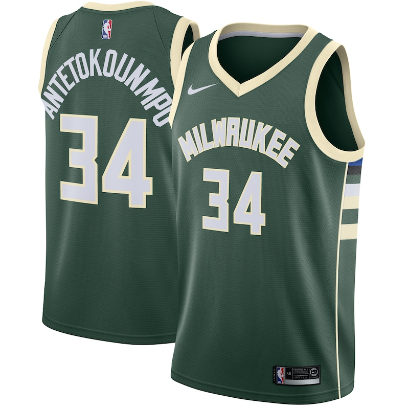 Milwaukee Bucks - Dres basketbalový