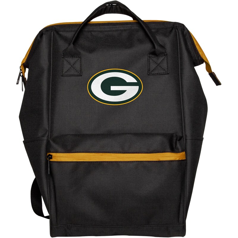 "Green Bay Packers - Batoh ""Color Pop"" - černý"