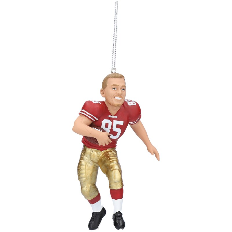 "San Francisco 49ers - Ozdoba ""Player"" - George Kittle"