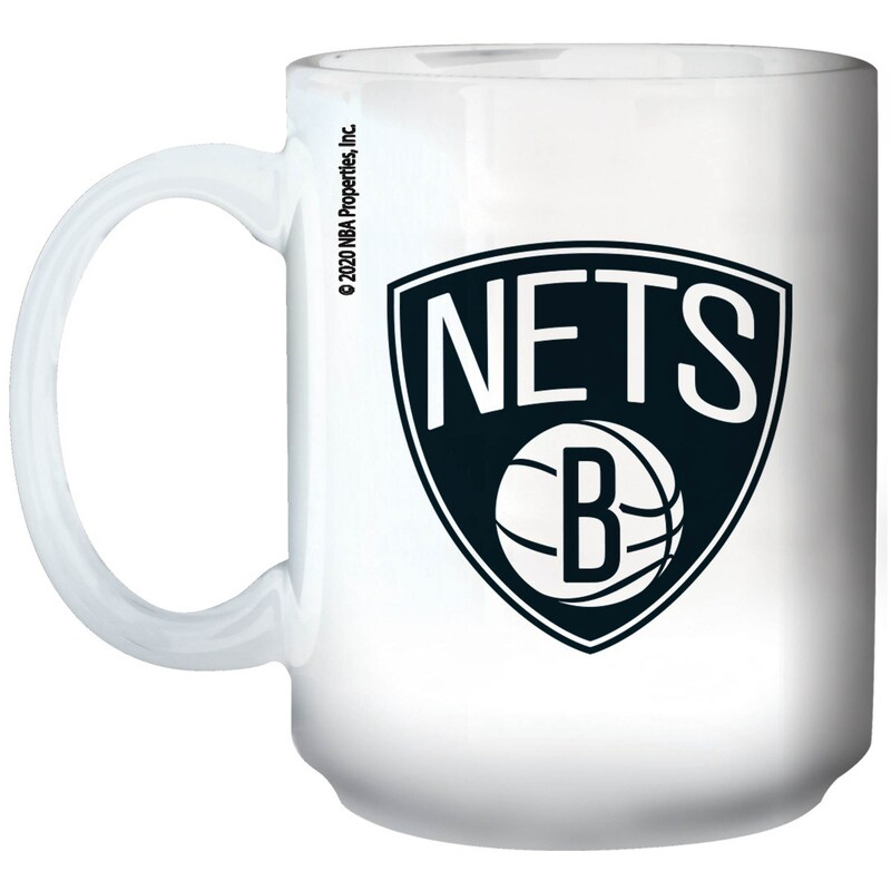 "Brooklyn Nets - Hrnek ""Primary Logo"" (0,44 l)"